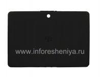 Оригинальный силиконовый чехол Silicon Skin для BlackBerry PlayBook, Черный (Black)