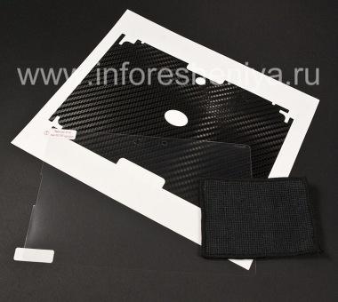 Купить Фирменный набор защитных пленок для экрана и корпуса BodyGuardz Armor для BlackBerry PlayBook