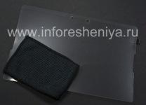 Фирменная защитная пленка для экрана BodyGuardz ScreenGuardz HD для BlackBerry PlayBook, Прозрачный