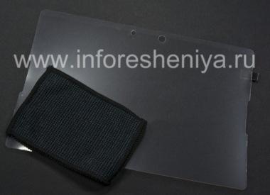Купить Фирменная защитная пленка для экрана BodyGuardz ScreenGuardz HD для BlackBerry PlayBook
