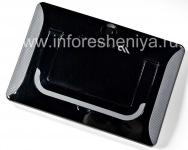 Фирменный чехол-крышка повышенной прочности Case-Mate Pop! Case для BlackBerry PlayBook, Черный с Серыми вставками (Black and Grey)