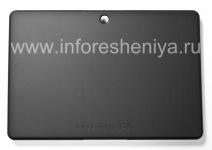 Фирменный пластиковый чехол-крышка Case-Mate Barely There Case для BlackBerry PlayBook, Черный (Black)