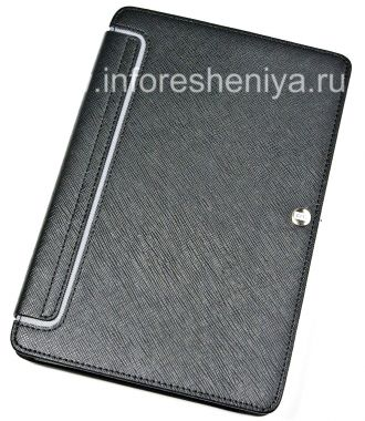 Buy Dossier de l'affaire Signature en cuir avec étui stand Case-Mate de risque pour le BlackBerry PlayBook
