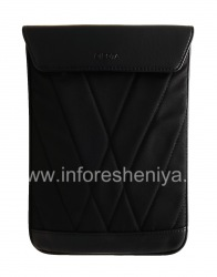 Фирменный чехол-карман Dicota TabCover для BlackBerry PlayBook, Черный (Black)