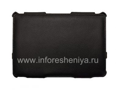 Купить Кожаный чехол-папка с подставкой Sandwich Case для BlackBerry PlayBook