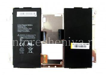 Оригинальный аккумулятор RU1-RU3 для BlackBerry PlayBook, Черный, для Wi-Fi-версии
