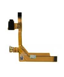 Аудио-микросхема для правого динамика с аудио-разъемом и микрофоном для BlackBerry PlayBook, Без цвета, для 3G/4G-версии