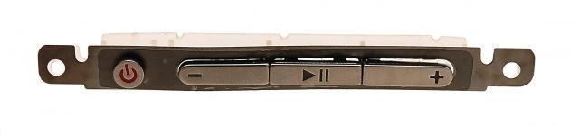 Кнопки верхней панели для BlackBerry PlayBook, Без цвета, для Wi-Fi-версии