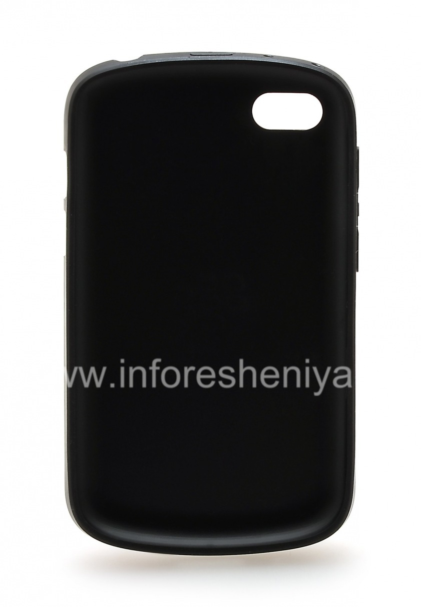 The Original Plastic Cover Hard Shell Case For Blackberry Q10 Black Photo 2