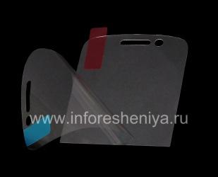 Оригинальная защитная пленка для экрана прозрачная (2 штуки) для BlackBerry Q10, Прозрачный