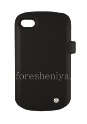 Чехол-аккумулятор для BlackBerry Q10, Черный Матовый