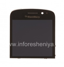 Экран LCD + тач-скрин (Touchscreen) в сборке для BlackBerry Q10