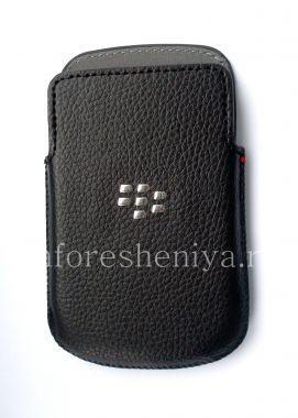 Купить Кожаный чехол-карман для BlackBerry Q10 (копия)