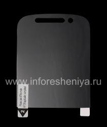 Screen protector anti-glare for BlackBerry Q10, Clear Matte