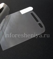 Фирменная защитная пленка для экрана Nillkin для BlackBerry Q10, Прозрачный, Crystal Clear
