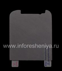 """Display-Schutzfolie matt """"Datenschutz"""" für Blackberry-Q10, Blackout"""