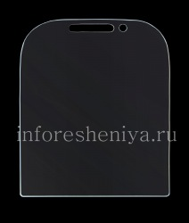 Защитная пленка-стекло для экрана для BlackBerry Q10, Прозрачный