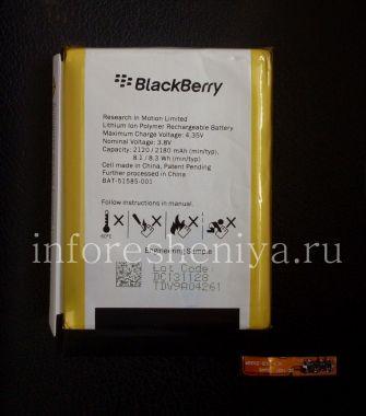 Купить Оригинальный аккумулятор BAT-51585-001 для BlackBerry Q5