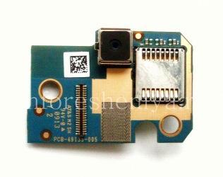 Микросхема с фронтальной и основной камерами и боковыми кнопками для BlackBerry Q5