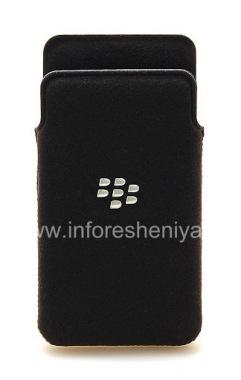 Купить Оригинальный тканевый чехол-карман Microfiber Pocket Pouch для BlackBerry Z10/ 9982