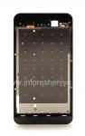 Оригинальный ободок в сборке для BlackBerry Z10, Черный, T1