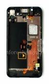 Photo 2 — স্ক্রিন এলসিডি + + BlackBerry Z10 জন্য স্পর্শ পর্দা (টাচস্ক্রিন) + + সরু ফ্রেম সমাবেশ, ব্ল্যাক টাইপ T1 এর