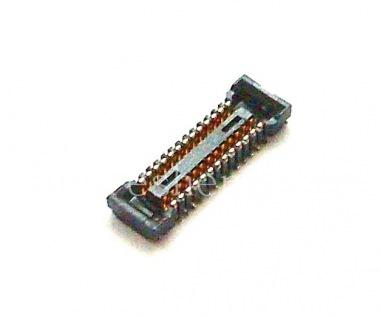 Купить Коннектор LCD-экрана для BlackBerry Z10/ 9982