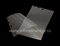 Фирменная ультратонкая защитная пленка для экрана Savvies Crystal-Clear для BlackBerry Z10/ 9982, Прозрачный
