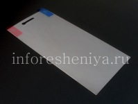 Оригинальная защитная пленка для экрана прозрачная Screen Protector (2 штуки) для BlackBerry Z30, Прозрачный