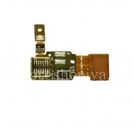 Микросхема с фронтальной камерой, вспышкой, LED-индикатором и микрофоном для BlackBerry Z30