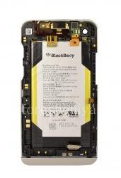 Средняя часть в сборке с аккумулятором BAT-50136-003* для BlackBerry Z30