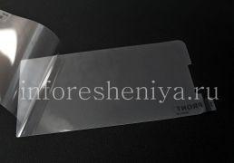 Защитная пленка для экрана для BlackBerry Z30, Прозрачная (Crystal Clear)