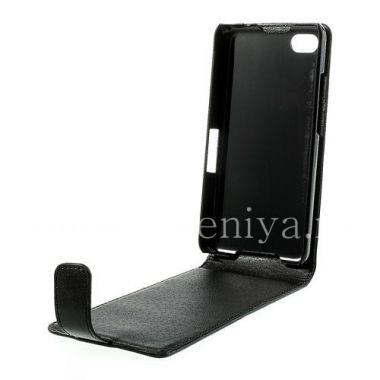 Купить Кожаный чехол с вертикально открывающейся крышкой для BlackBerry Z30