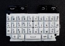 Оригинальная английская клавиатура для BlackBerry 9720, Белый, QWERTY