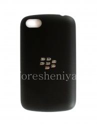 Оригинальная задняя крышка для BlackBerry 9720, Черный (Black)