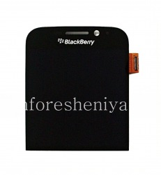 Экран LCD + тач-скрин (Touchscreen) в сборке для BlackBerry Classic, Черный