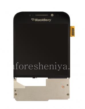Купить Экран LCD + тач-скрин (Touchscreen)  + основа в сборке для BlackBerry Classic