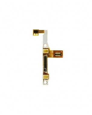 Купить Кнопка включения (верхняя) с двумя микрофонами и LED-индикатором на микросхеме для BlackBerry Classic