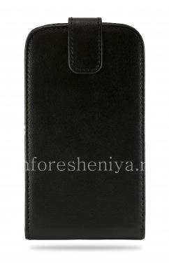 Купить Кожаный чехол с вертикально открывающейся крышкой для BlackBerry Classic