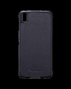 Купить Оригинальный пластиковый/ кожаный чехол Hard Shell Case для BlackBerry DTEK50