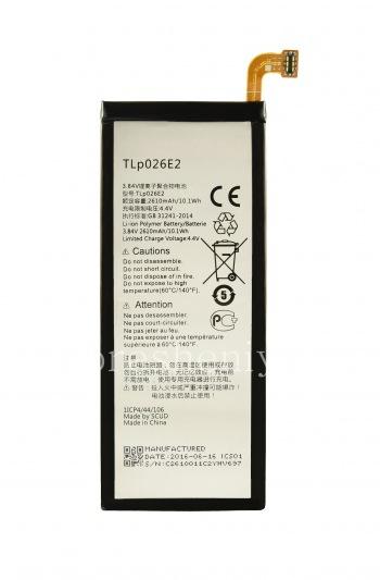 Оригинальный аккумулятор TLp026E2 для BlackBerry DTEK50