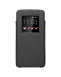 Оригинальный комбинированный чехол-карман Smart Pocket для BlackBerry DTEK60, Черный (Black)