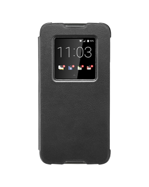 Buy The original leather case with a flip lid Smart Flip Case for BlackBerry DTEK60