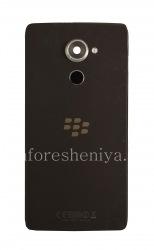 Оригинальная задняя крышка в сборке для BlackBerry DTEK60, Серый (Earth Silver)