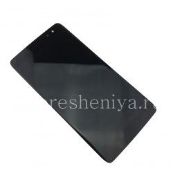 Экран LCD + тач-скрин для BlackBerry DTEK60, Серый (Earth Silver)