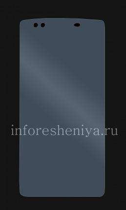 Фирменная защитная пленка IMAK для экрана для BlackBerry DTEK60, Прозрачный