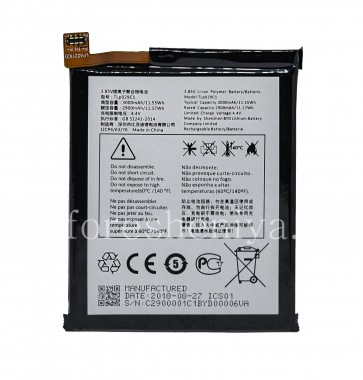 Купить Оригинальный аккумулятор TLp029C1 для BlackBerry KEY2 LE