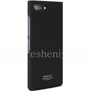 Фирменный пластиковый чехол-крышка IMAK Sandy Shell для BlackBerry KEY2 LE