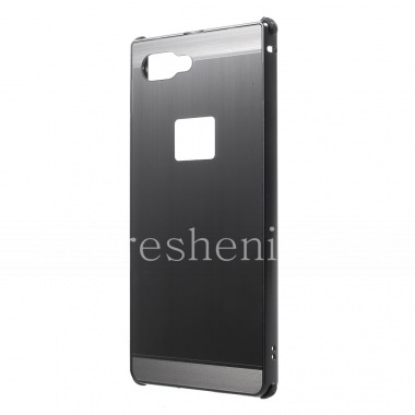Купить Эксклюзивный комбинированный чехол Aluminium для BlackBerry KEY2