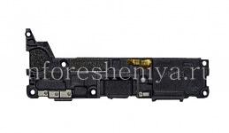 Нижняя панель с динамиком и антеннами BlackBerry KEY2